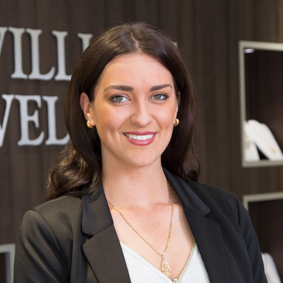Julie at H. Williams Jewellery
