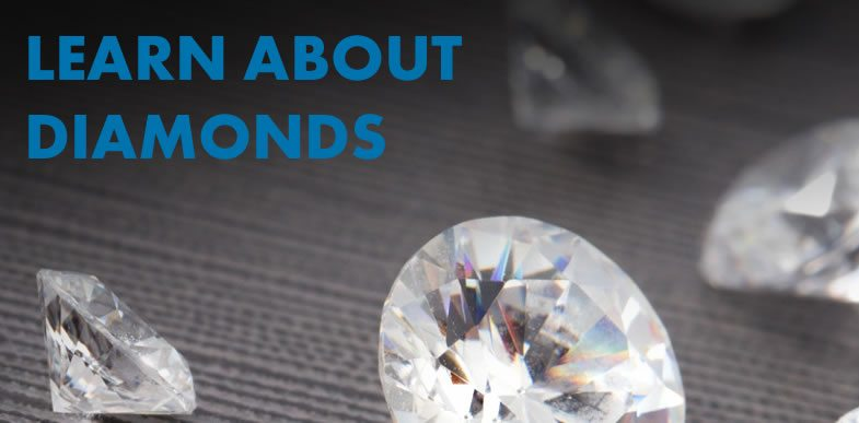 Learn about Diamonds in our Education Centre
