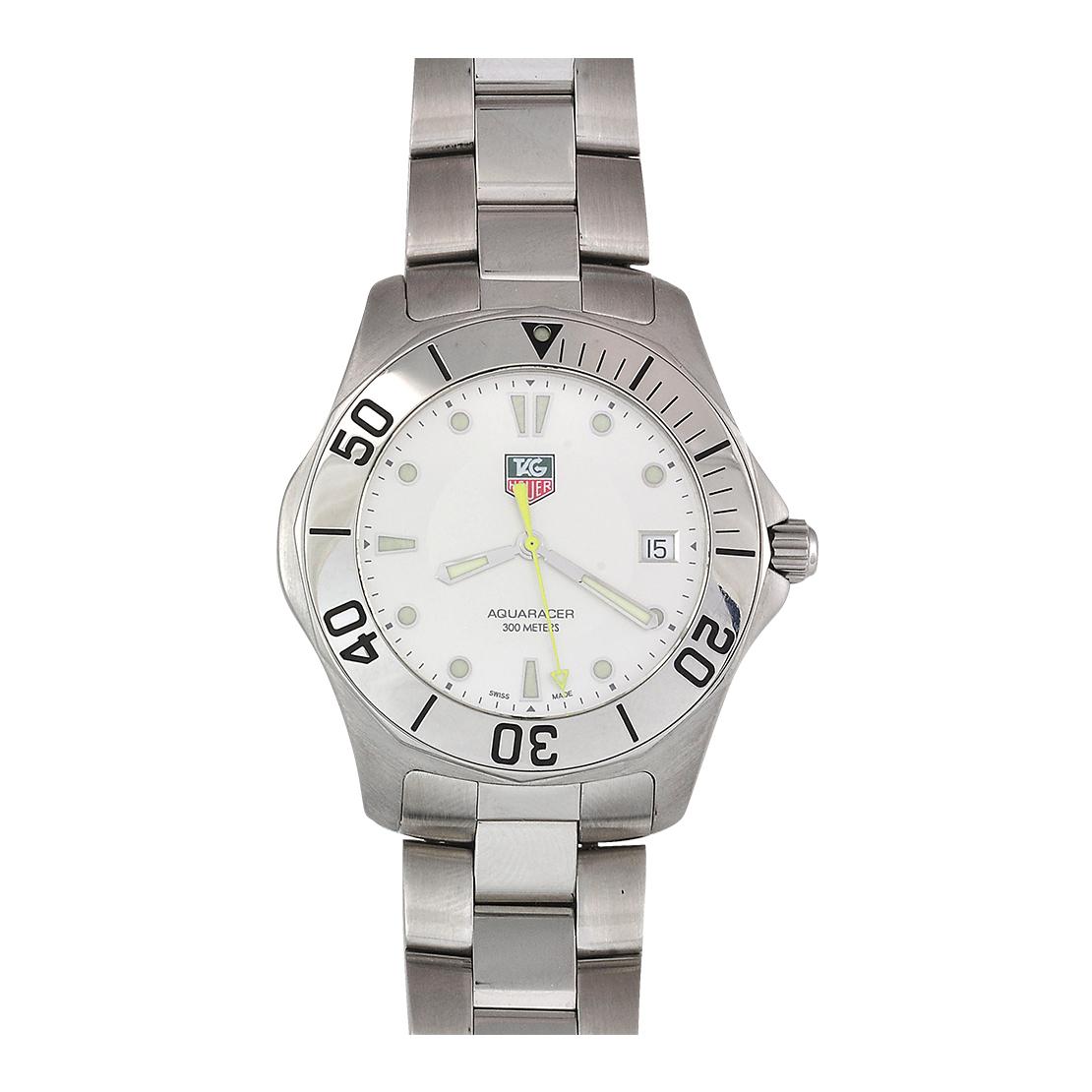 Tag Heuer Waterproof Stainless Steel watch