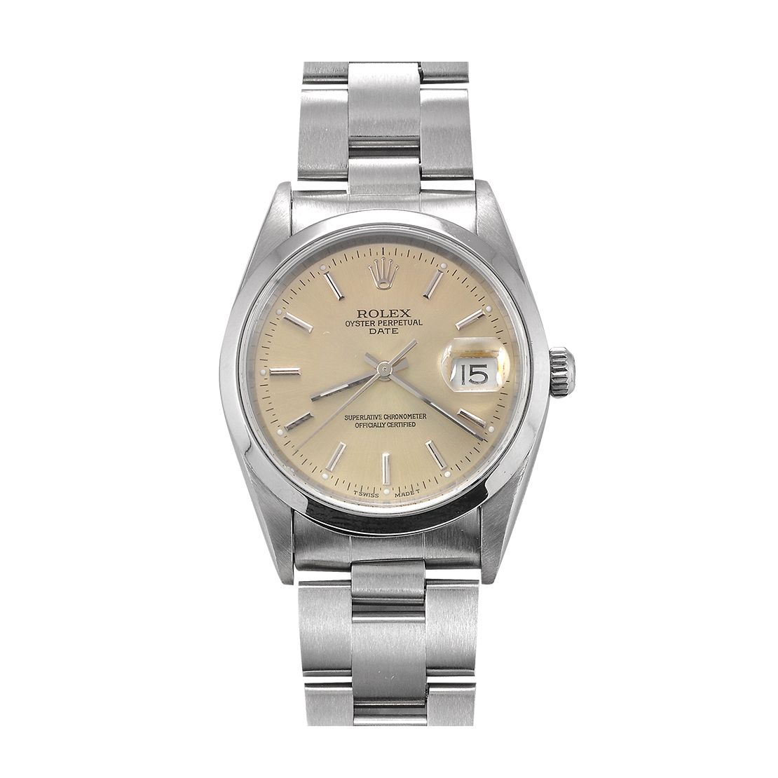 Rolex Date Luxury Watch