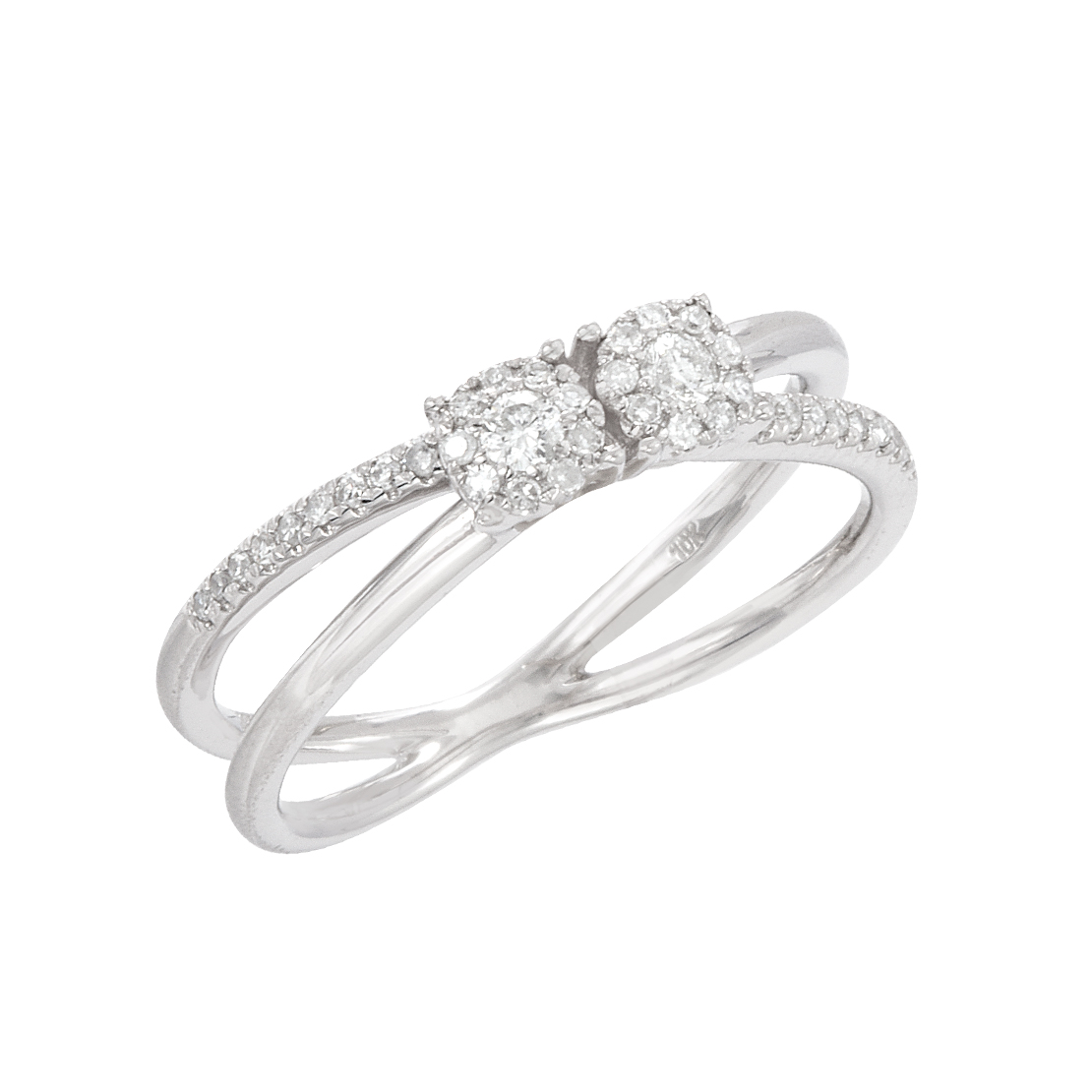 Couples Diamond Ring