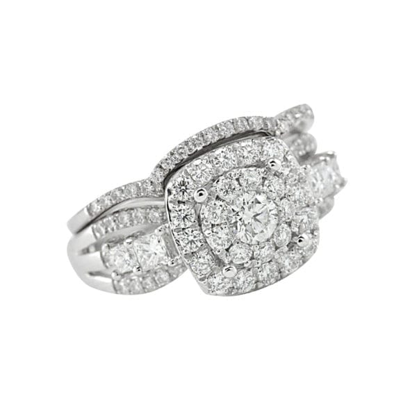 Engagement and Wedding Set