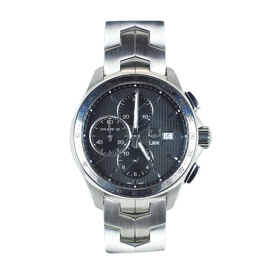 e27b62eb129 Tag Heuer Link Watch – H. Williams Jewellery