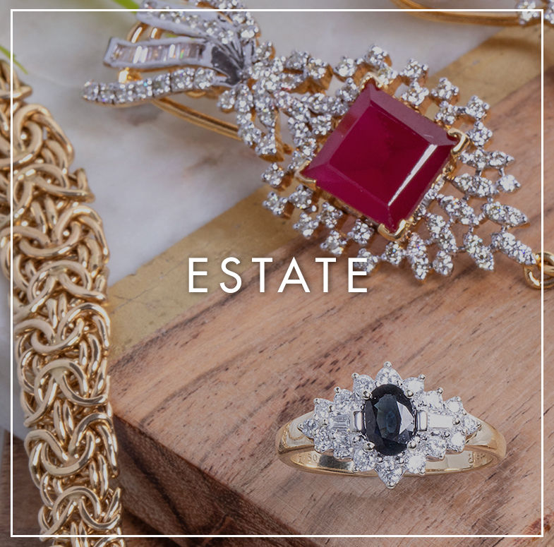 Browse our Estate Jewellery