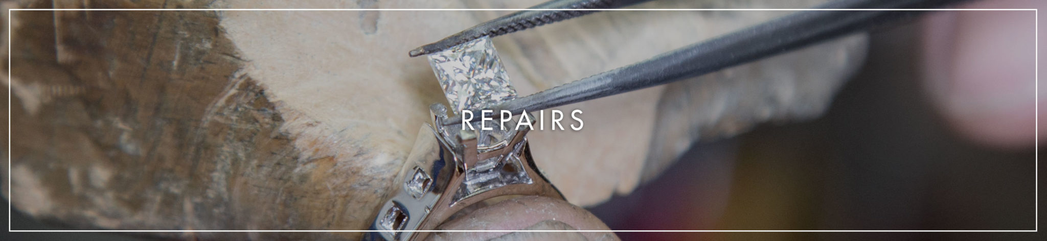 Learn more about our Jewellery Repair Services