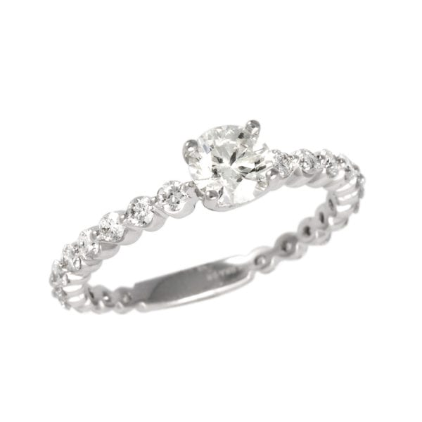 Canadian Rocks Engagement Ring