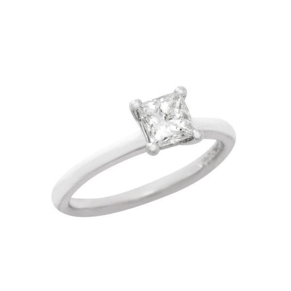 """The Leo"" Diamond Solitaire Ring"