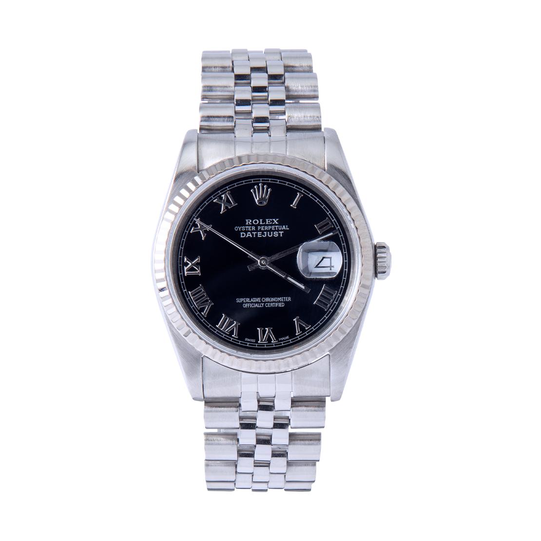 1989 Rolex Datejust Watch
