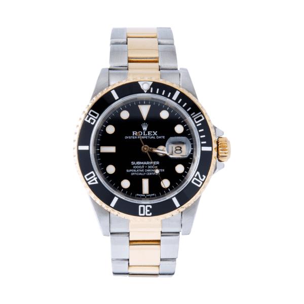 1989 Rolex Submariner Watch
